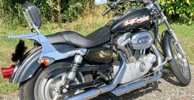 Brugt Harley Davidson Custom Bike 2007 3