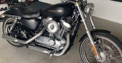 Brugt Harley Davidson Custom Bike 2014 4