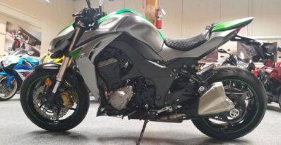 Ny Kawasaki Z 1000 2016 2