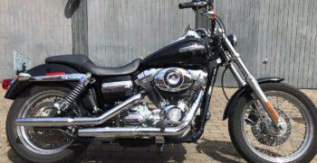 Brugt Harley Davidson Dyna Super Glide 2007 4