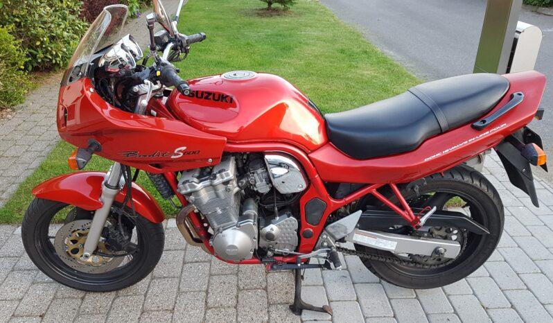 Brugt Suzuki GSF 600 Bandit 1999 1