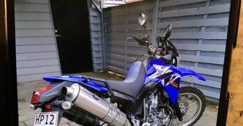 Brugt Yamaha XT 660 2009 1