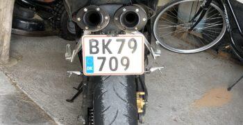 Brugt Kawasaki ZX6R 636 2006 5