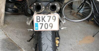 Brugt Kawasaki ZX6R 636 2006 1