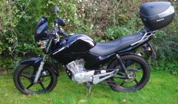 Brugt Yamaha YBR 125 2011 2