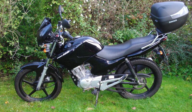 Brugt Yamaha YBR 125 2011 1