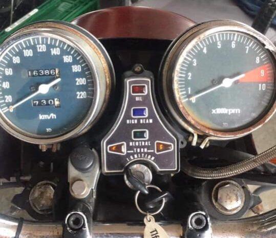 Brugt Honda CB 750 1980 1