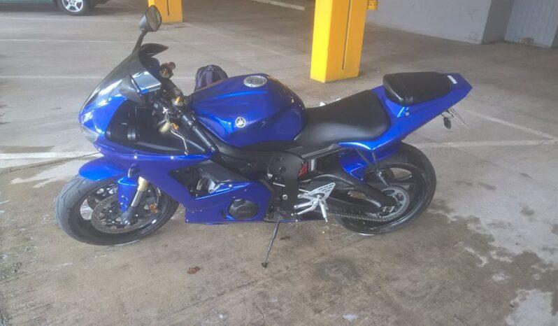 Brugt Yamaha YZF R6 2005 1