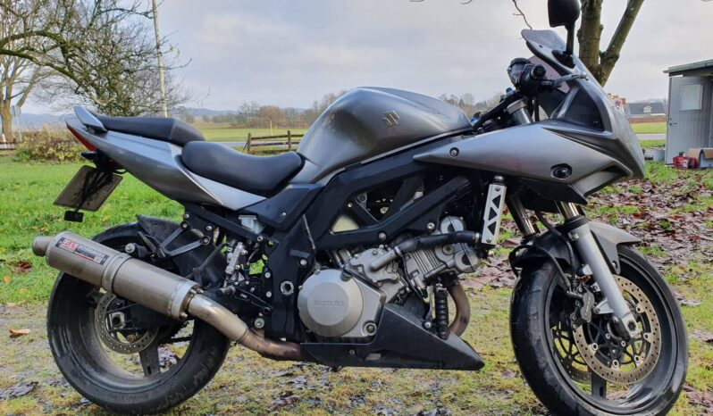 Brugt Suzuki SV 1000 S 2001 full