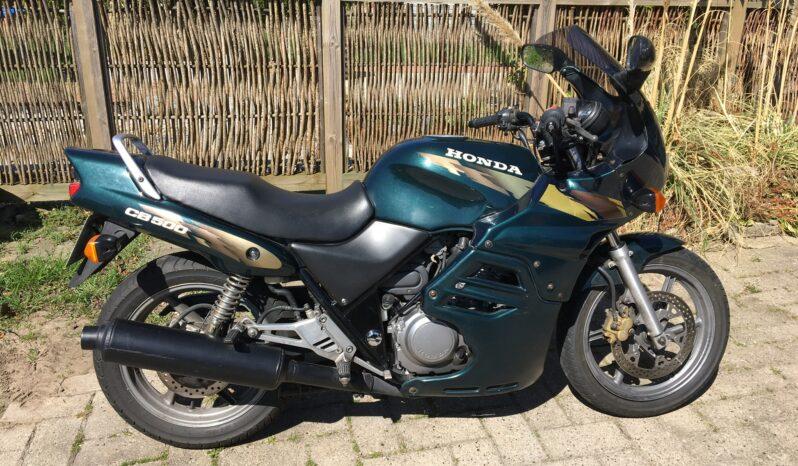 Brugt Honda CB 500 1997 1