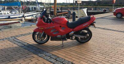 Brugt Suzuki GSX 600 F 1999 8