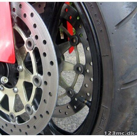 Brugt Honda CBR 1000 RR Fireblade 2006 full