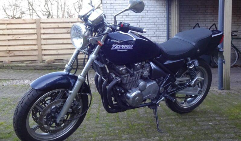 Brugt Kawasaki Zephyr 550 1992 1