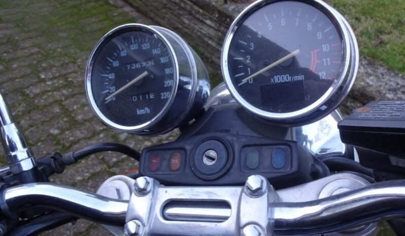 Brugt Kawasaki Zephyr 550 1992 full