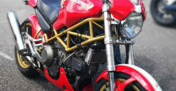 Brugt Ducati 900 Monster 1998 4
