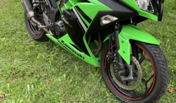 Brugt Kawasaki Ninja 300 R 2014 2