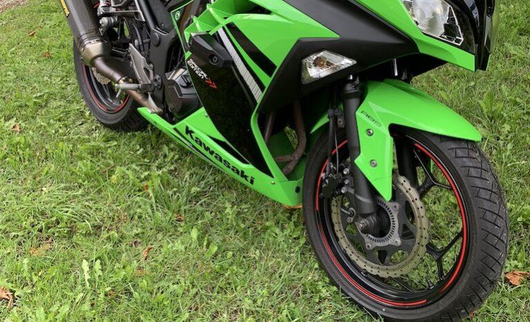 Brugt Kawasaki Ninja 300 R 2014 1