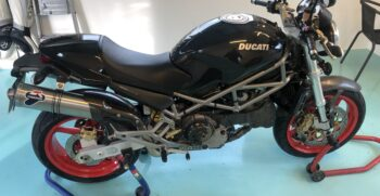 Brugt Ducati 916 Monster S4 2003 5