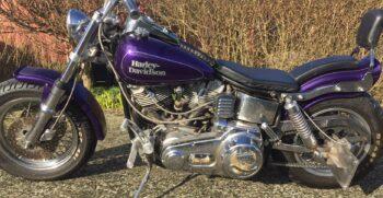 Brugt Harley Davidson FL 1200 1967 1