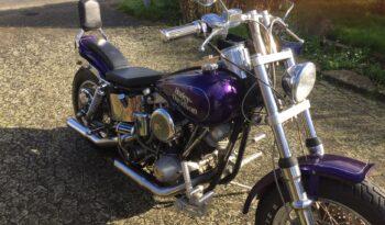 Brugt Harley Davidson FL 1200 1967 full