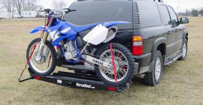Sådan transportere du din motorcykel 3