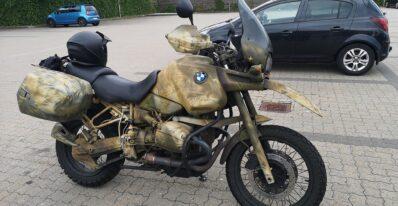 Brugt BMW R 1100 GS 1994 3