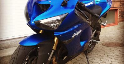 Brugt Kawasaki Ninja 650 2006 7