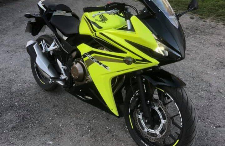 Brugt Honda CBR 500 RA N/A full