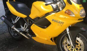 Brugt Ducati ST4 2004 2