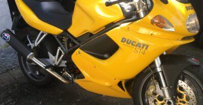 Brugt Ducati ST4 2004 5