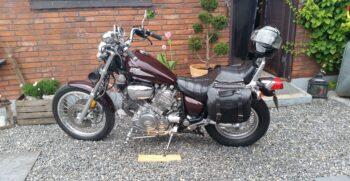 Brugt Yamaha XV 750 Virago 1984 9