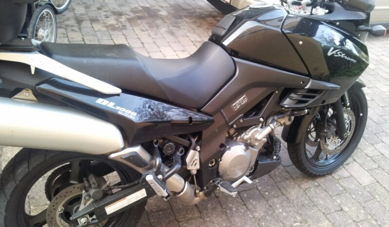 Brugt Suzuki DL 1000 V-Strom 2005 full