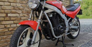 Brugt Suzuki GS 500 1990 1