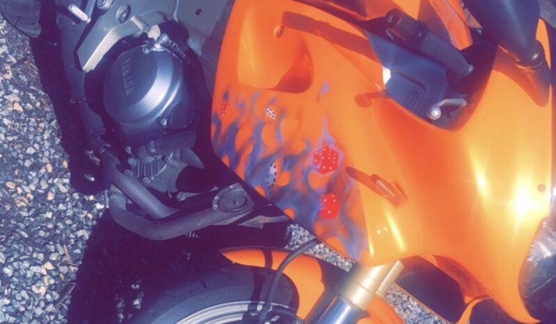 Brugt Yamaha SZR 660 1996 full