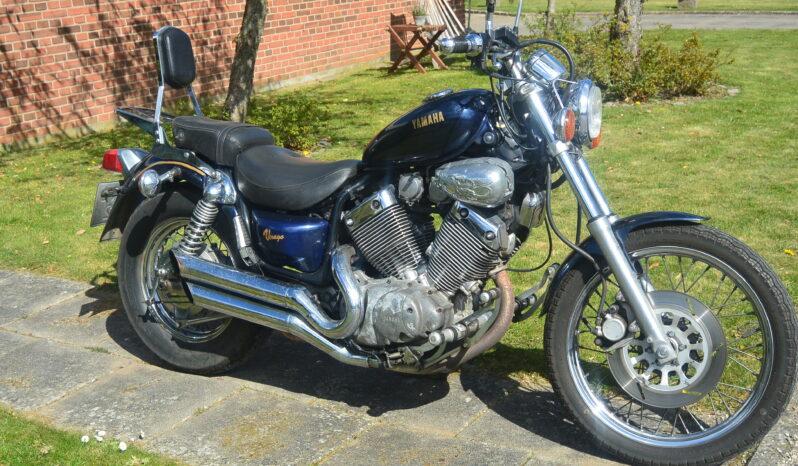 Ny Yamaha XV 535 Virago 1991 1