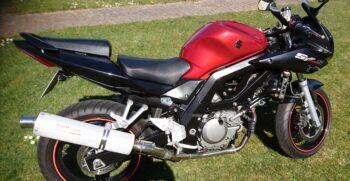 Brugt Suzuki SV 650 S 2006 7