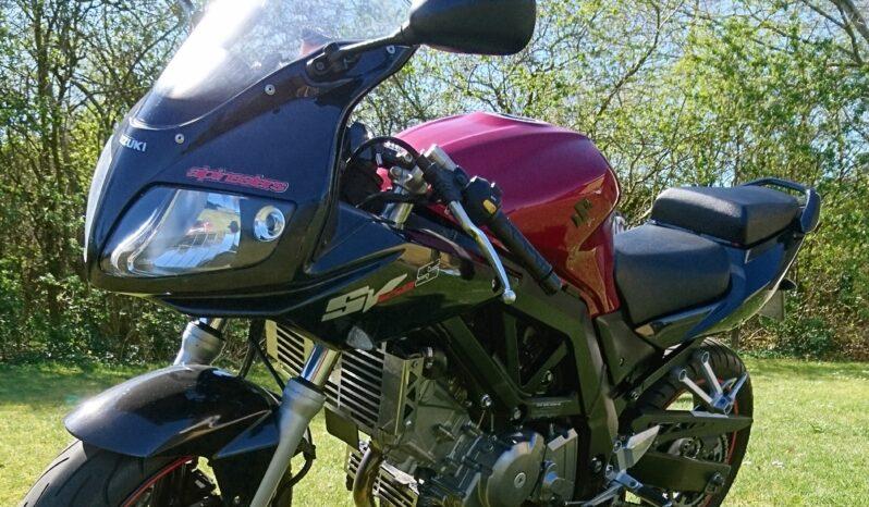 Brugt Suzuki SV 650 S 2006 full