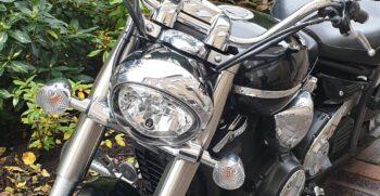 Brugt Yamaha XVS 1300 2010 4