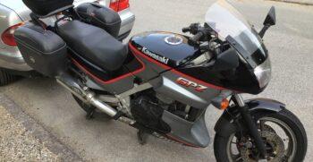 Brugt Kawasaki GPZ 500 S 1992 5