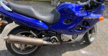 Brugt Suzuki GSX 600 F 1998 8