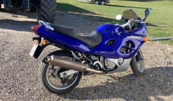 Brugt Suzuki GSX 600 F 1998 full