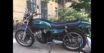 Brugt Suzuki GS 550 1983 3