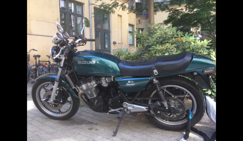 Brugt Suzuki GS 550 1983 1