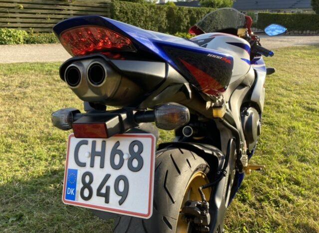 Brugt Honda CBR 1000 RR Fireblade 2007 full