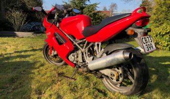 Brugt Ducati ST4S 2001 full