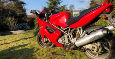 Brugt Ducati ST4S 2001 3