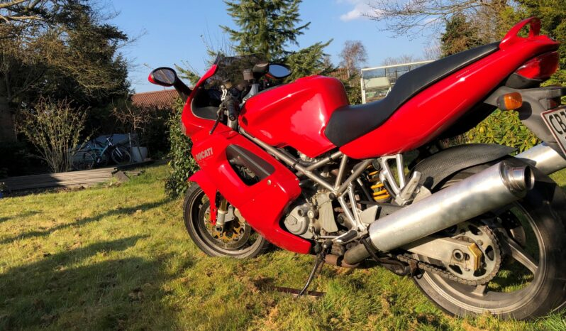 Brugt Ducati ST4S 2001 1