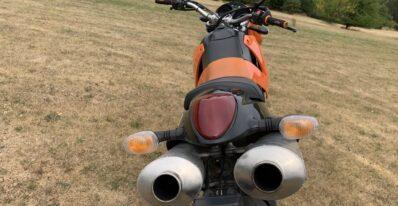 Brugt KTM 640 LC4 2002 1