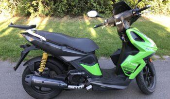 Brugt Kymco Super 8 2009 full