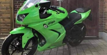 Brugt Kawasaki Ninja 250 R 2008 7